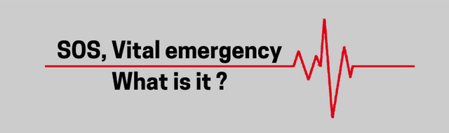 SOS: Vital Emergency, what is it?